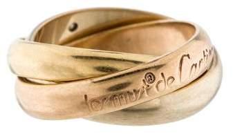 Cartier Les Must de Diamond Rolling Ring