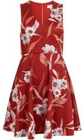 Ted Baker Enyaa Cabana Sleeveless Skater Dress