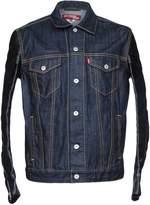 JUNYA WATANABE COMME des GARÇONS MAN Denim outerwear - Item 42622948