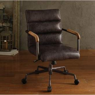 17 Stories Linck Mesh Executive Chair 17 Stories Upholstery Color: Antique Slate