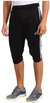 adidas Tiro 13 3/4 Pant (Black/White) - Apparel