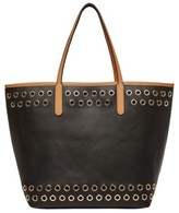 Urban Originals Wonderland Faux Leather Tote & Shoulder Bag - Black