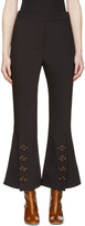 Ellery Black Fourth Element Trousers