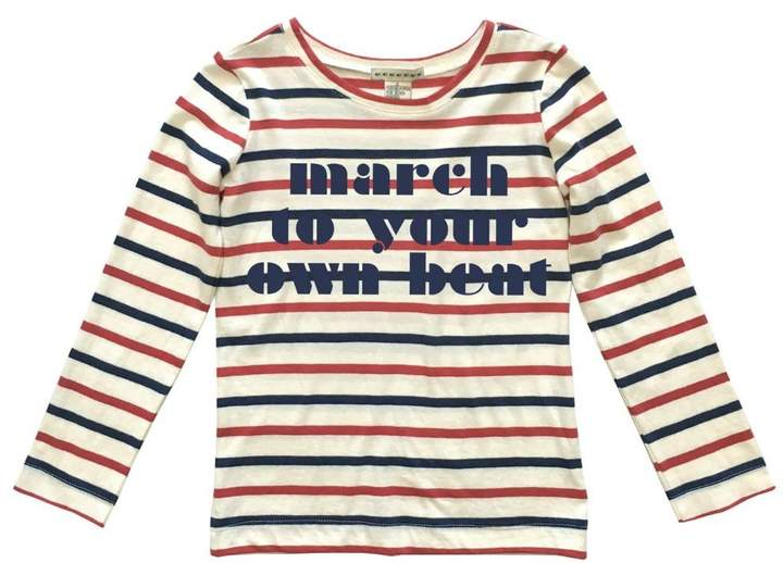 Anthem of the Ants Striped March Shirt