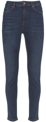 Mint Velvet Maryland Mid Indigo Jeans