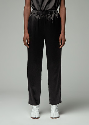 Totokaelo Archive Women's Salena Pant in Solid Black Size XS Triacetate/Polyester