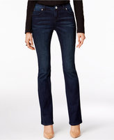 INC International Concepts Curvy-Fit Phoenix Wash Bootcut Jeans, Only at Macy's