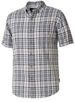 Royal Robbins Men's Mid-Coast Seersucker Plaid Short Sleeve Shirt