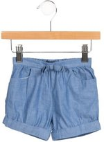 Jacadi Girls' Chambray Shorts