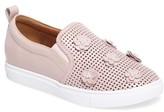 Caslon Women's Eden Perforated Slip-On Sneaker