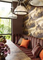 Matthew Williamson Brown Cocos Wallpaper