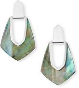 Kendra Scott Kensley Shell Drop Earrings