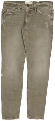 Current/Elliott Current Elliott Khaki Cotton - elasthane Jeans