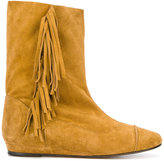 Jerome Dreyfuss Paz boots - women - Leather/Suede - 36