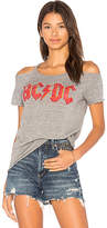 Chaser AC/DC Tee in Gray. - size M (also in S,XS)