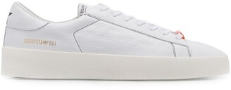 Golden Goose High End embossed sneakers