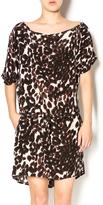 Chaser Cheetah Print Dress