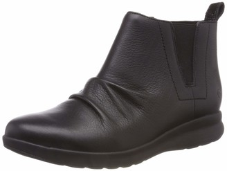 Clarks Un Adorn Mid Womens Slouch Boots