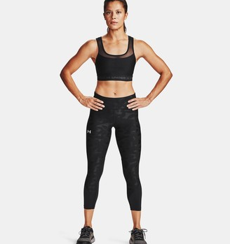 Under Armour Women's UA Fly Fast 2.0 Sizzle Crop