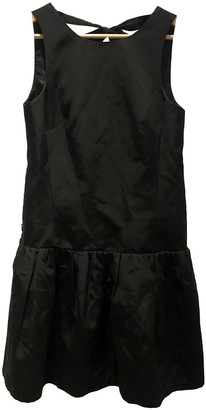 Tibi Black Cotton Dresses