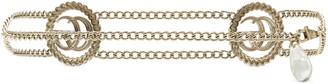 Gucci Chain belt with torchon DoubleG