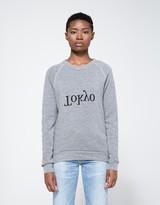 Tokyo City Sweatshirt