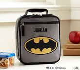 Pottery Barn Kids Batman Lunch Bag