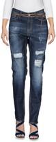 Manila Grace Denim pants - Item 42592781