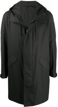Ermenegildo Zegna Hooded Coat