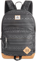 Steve Madden Men's Printed Nylon Backpack