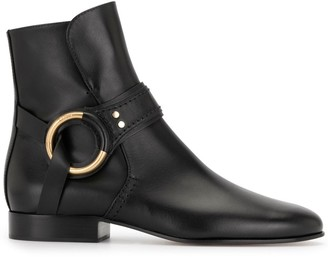 Chloé Franky ankle boots