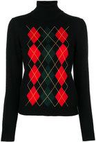P.A.R.O.S.H. argyle sweater