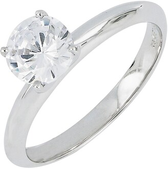 Bony Levy Solitaire Engagement Ring Setting