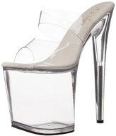 Pleaser USA Women's Flamingo-802 Platform Sandal