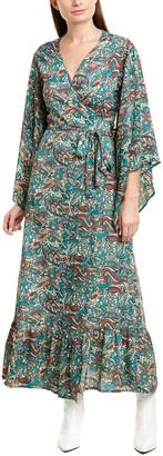 Raga Priscilla Wrap Maxi Dress