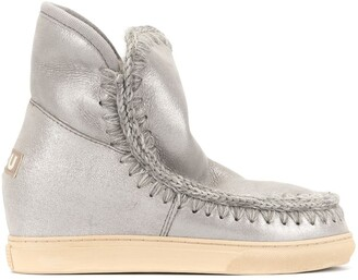 Mou Inner Wedge Boots