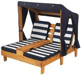 Kid Kraft Outdoor Double Chaise Lounge