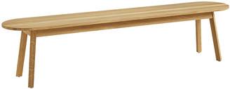 HAY - Triangle Leg Bench - Oiled Oak - 200x40cm