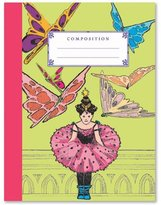 Eeboo Butterflies & Princess Composition Book