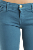 Current/Elliott Ankle Skinny in Blue Canteen