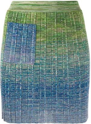 Missoni Ombre Print Skirt