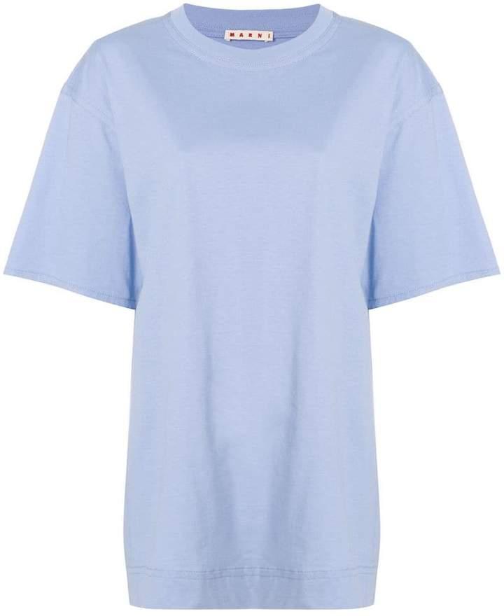 Marni oversized jersey T-shirt
