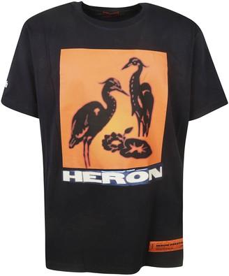 Heron Preston Heron Bird Print T-shirt