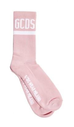 GCDS Logo Crew Socks