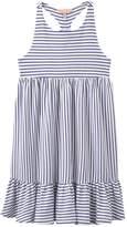 Joules Girls Midi Stripe Dress