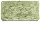 Xhilaration® Hinge Clutch - Lizard Green