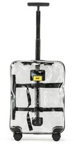 Crash Baggage Small Share Cabin Trolley Case - White
