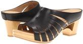Dansko Tilly (Black Veg) - Footwear