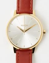 Nixon Kensington Leather