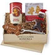 Williams-Sonoma Williams Sonoma Gingerbread Brunch Gift Crate